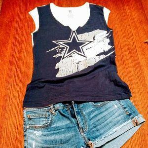 NFL Reebok Dallas Cowboys Short-Sleeved T-shirt